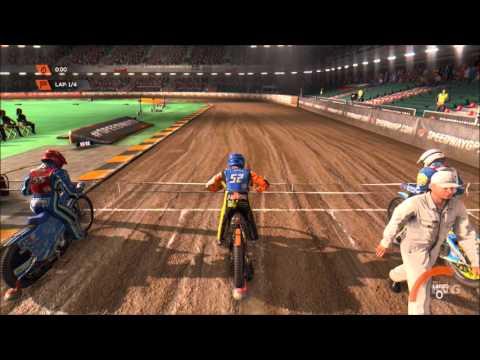 FIM Speedway Grand Prix 15 - Adrian Flux British FIM Speedway Grand Prix Gameplay (PC HD) [1080p] |