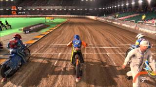 FIM Speedway Grand Prix 15 - Adrian Flux British FIM Speedway Grand Prix Gameplay (PC HD) [1080p]