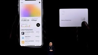 Gambar cover Apple announces credit card
