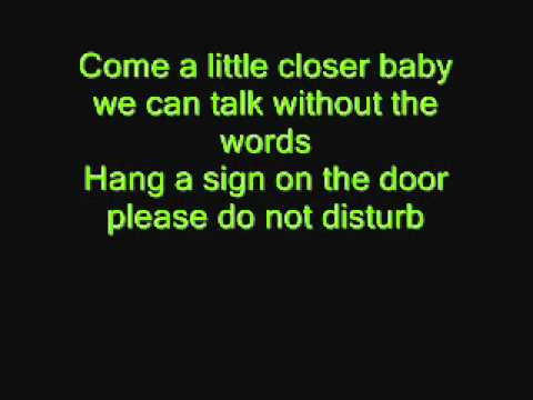 All I Wanna Do By Sugarland Lyrics