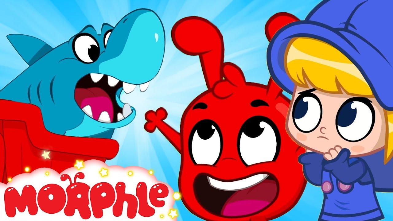 The Lost Shark - My Magic Pet Morphle, Animals, Trucks | Cartoons for Kids