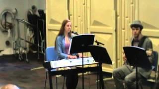 Composers' Recital, April 2014 - Laura Frederickson