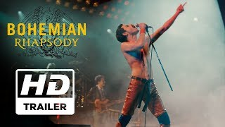 Freddie Mercury trailer
