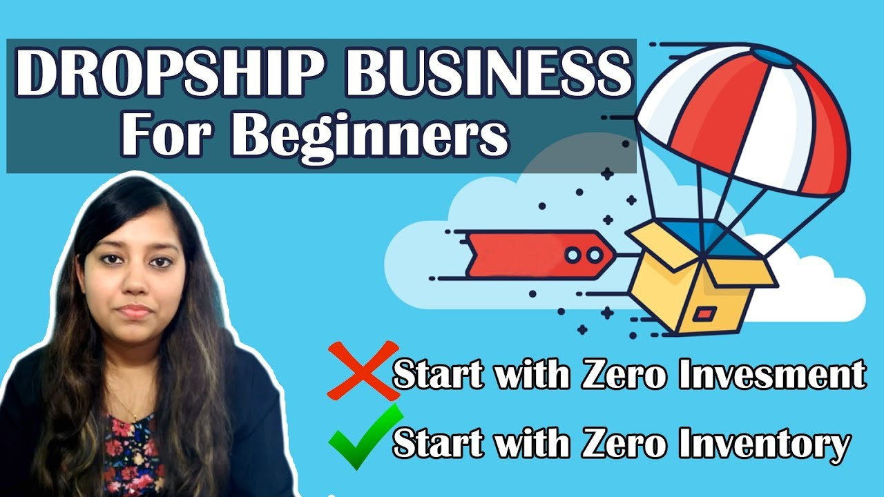 Dropshipping Business in India for Beginners | How to start drop ship  business in India