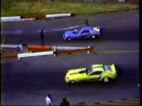 Hans Kuesel and Rick Williamson TA/FC at OCIR 4-18-1981