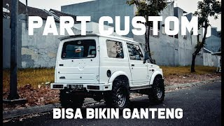 Video EPISODE 01.| BAHAS TIPIS JIMNY PROPER | KATANA GX 97 KONSEP MODIFIKASI JB32 download MP3, 3GP, MP4, WEBM, AVI, FLV September 2018
