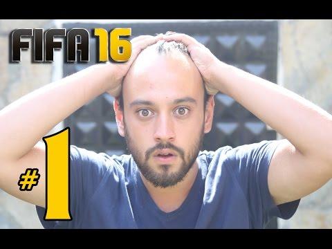FIFA 16 Kariyer #1: YENİ KARİYER MODU