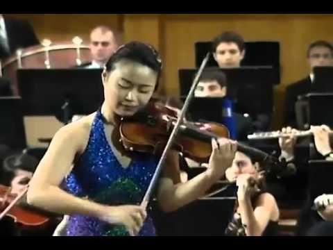 Soyoung Yoon - Violin concerto III mov. (Aram Khachaturian)
