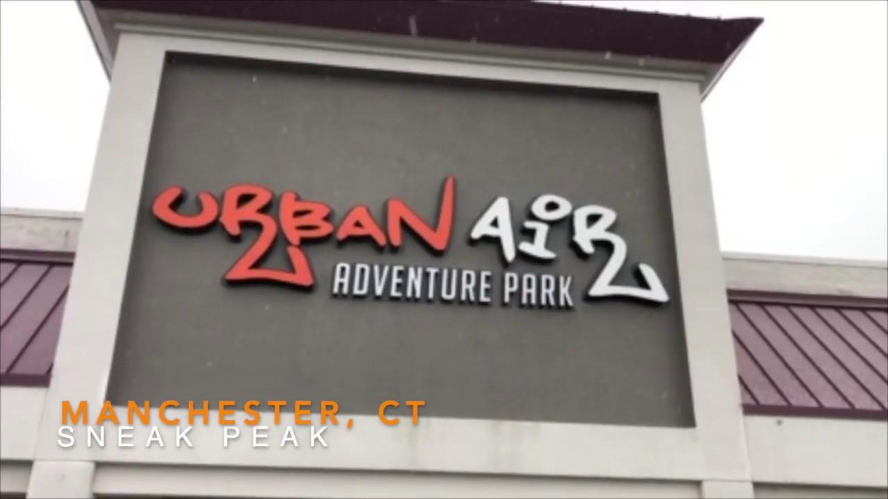Urban Air Trampoline Park Adventure Park Manchester Ct Now Open