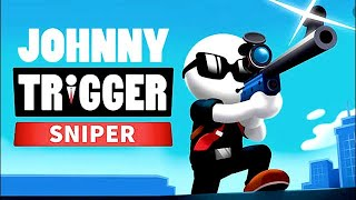 Johnny Trigger Sniper Full Game Walkthrough (100 Levels)