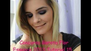 Video Concurso Garota Flor Essence 2013 Tutorial 15 Anos! download MP3, 3GP, MP4, WEBM, AVI, FLV September 2018