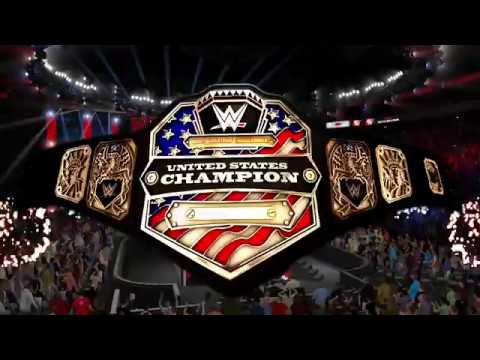WWE 2k17 MyCAREER PL (#27) 5 GWIAZDEK O MISTRZOSTWO!   VisionGamingPL