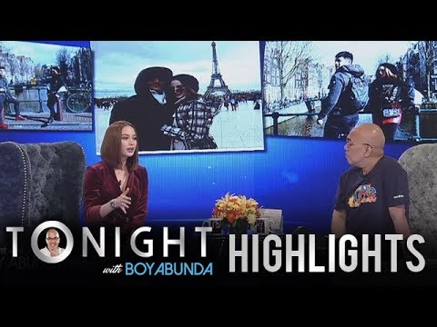 TWBA: Arci shares about her Europe trip with Piolo Pascual