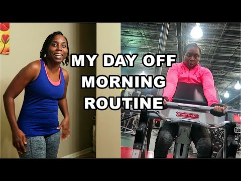 My Morning Routine Day Off | Day in the Life of Nigerian Mom
