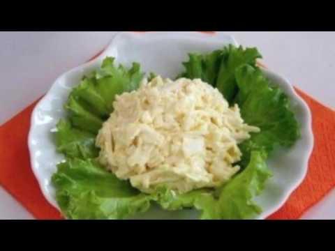 Быстрый ужин / Салат с Ананасом / Вариант по системы Минус 60 / правильное питание / как похудеть