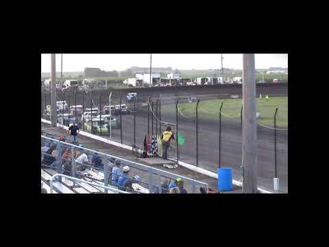 Sport Mod Amain @ Hancock County Speedway 07/12/19