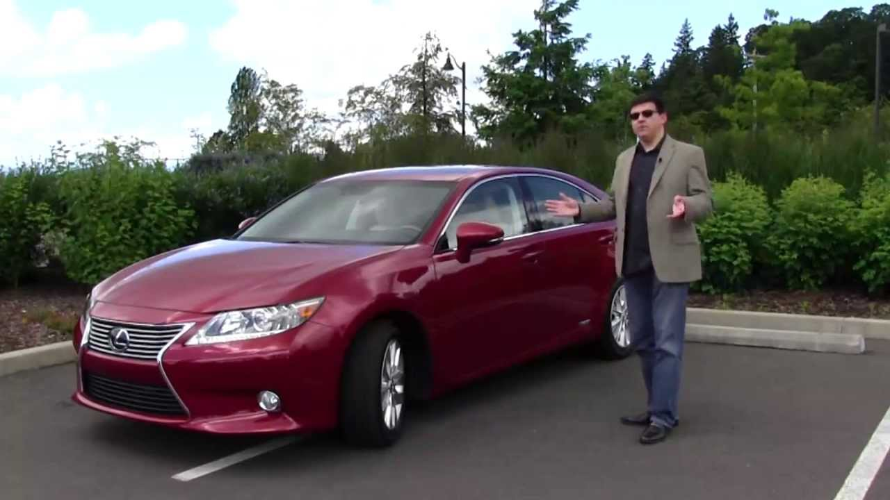 2013 2014 lexus es 350 and es 300h review youtube. Black Bedroom Furniture Sets. Home Design Ideas