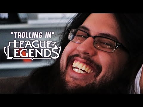 Imaqtpie - TROLLING IN LEAGUE OF LEGENDS thumbnail