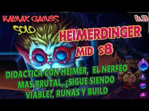 Build Heimedinger Mid