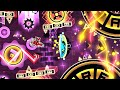 Made in 1.9!   Extreme Demon ''Goldcrest Palace'' 100% by GrenadeOfTacos & PauL333   Geometry Dash