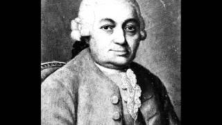 C.P.E. Bach Fantaisie et Fugue en Ut mineur pour orgue