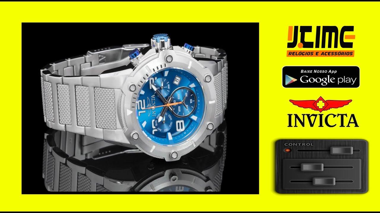 Invicta 19527 Speed Way - Jtime Relógios (App in Google Play)