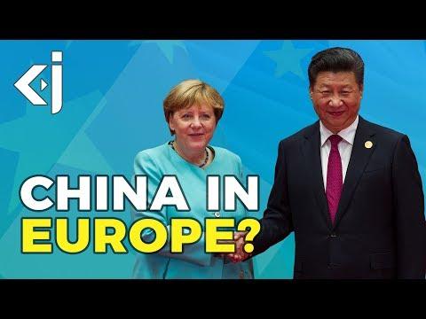 Will CHINA takeover EUROPE? - KJ Vids