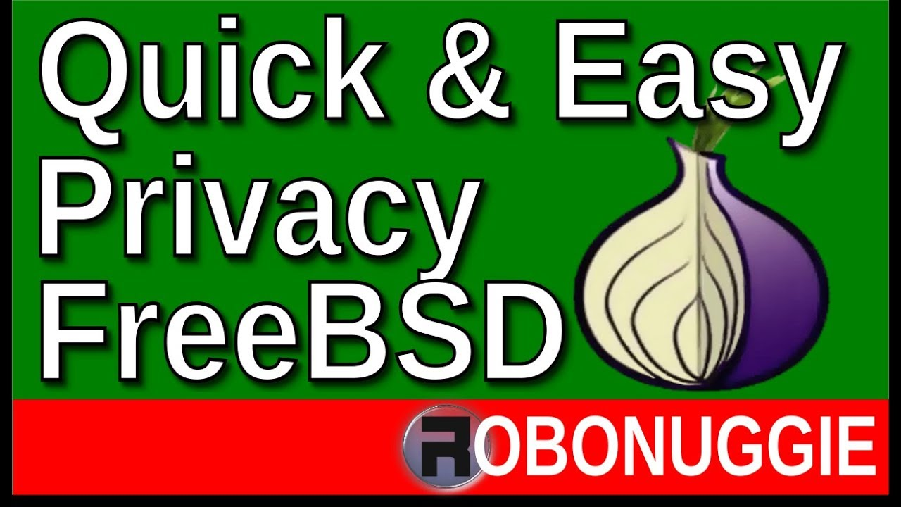FreeBSD Privacy - One Quick and Easy way...