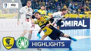 Rhein-Neckar Löwen - TSV GWD Minden   Highlights - DKB Handball Bundesliga 2018/19
