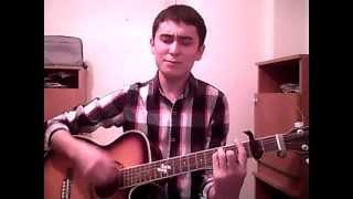 Son Pascal - Zhanym Sol(Жаным сол) на гитаре (cover by Erosriman) ЕНУ