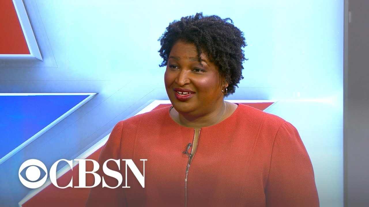 Stacey Abrams 'absolutely' wants to run for president one day, but ...