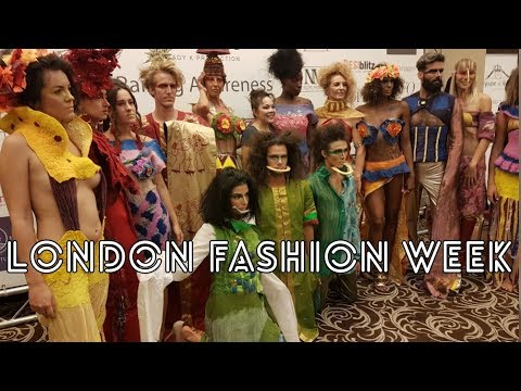 LONDON FASHION WEEK 2017 | BYLAMITV