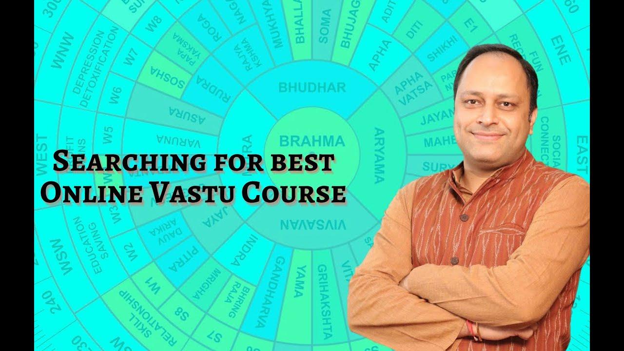 Vastu Maestro online course new batch |  Best online Vastu Course
