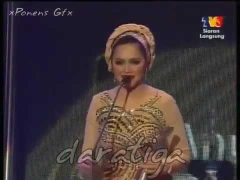 Siti Nurhaliza - Anugerah Seri Perak ABPBH 2012
