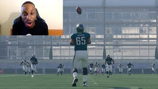 Can the Fastest Offensive Lineman in Madden 18 Return a Punt 99yds for a Touchdown!??