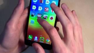 обзор телефона Lenovo A5000
