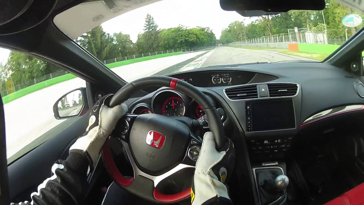 time attack 2016 monza honda civic type r fk2 2016 - YouTube