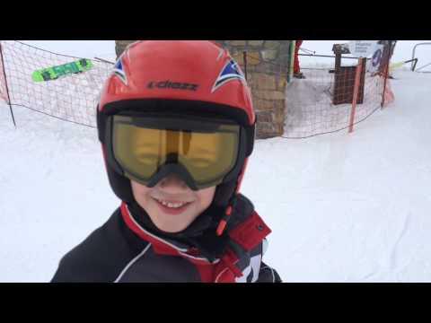 Family Ski Andorra 2014
