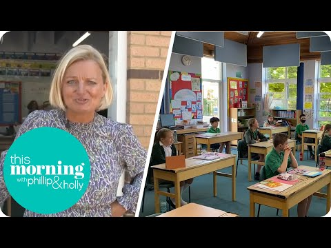 Primary Schools Are Open But How Are They Coping?   This Morning