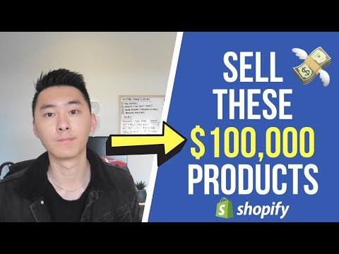 (2019) Sell These 3 UNSATURATED High Potential Winning Products TODAY   Shopify Dropshipping