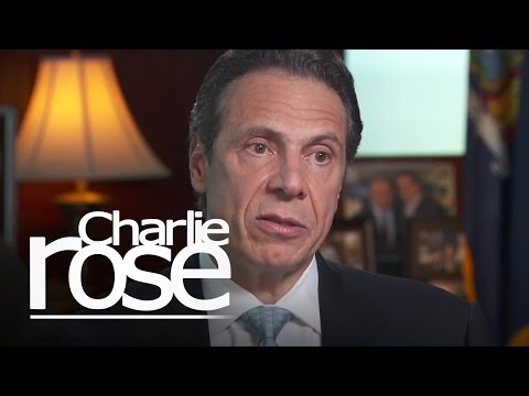 Gov. Andrew Cuomo on His Father (Oct. 14, 2014) | Charlie Rose