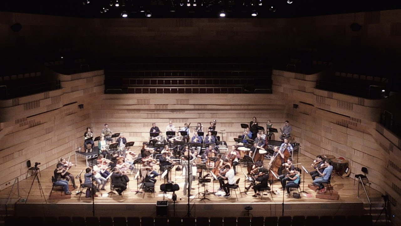 Live in the studio brahms 39 third symphony australian for Chambre orchestra