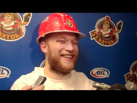 Eastern Conference Finals Post Game Interview - Ryan Keller