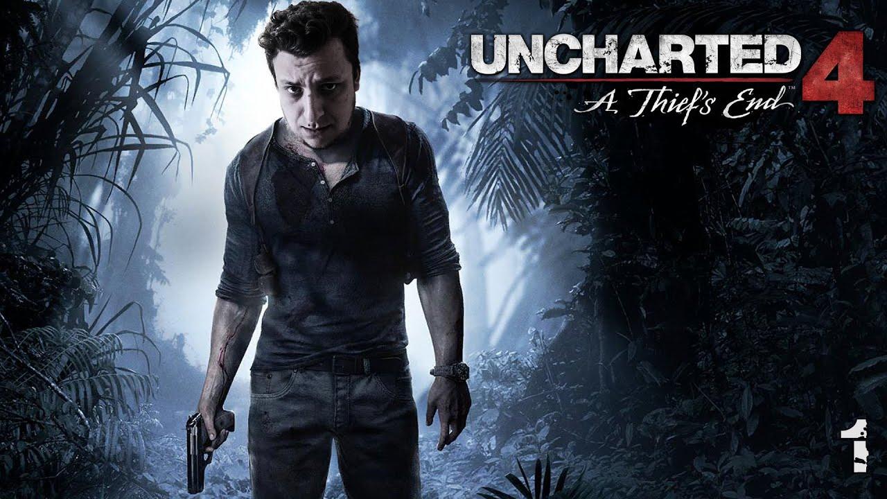 KEZDŐDJÖN A KALAND! | Uncharted 4 A Thief's End ...