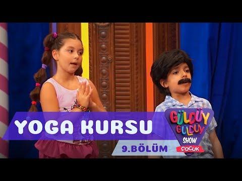 Güldüy Güldüy Show Çocuk 9. Bölüm, Yoga Kursu