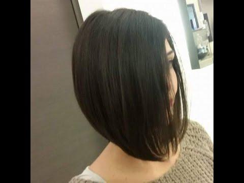 Haircut On Long Dark Hair To A Shorter Cut