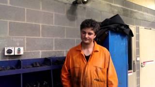 Jack - Apprentice Boilermaker