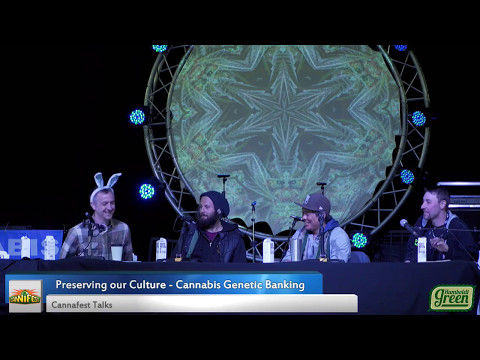 Cannifest Talks: Preserving our Culture, Cannabis Genetic Banking
