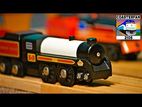 Thumbnail: Preview: Toy Trains Galore 3! 9-8-17