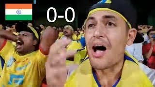 Kerala Blasters FC vs Odisha 0-0 Does KERALA Have The Best Football Fans in INDIA?